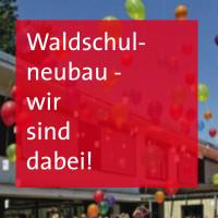 Waldschule Flyer